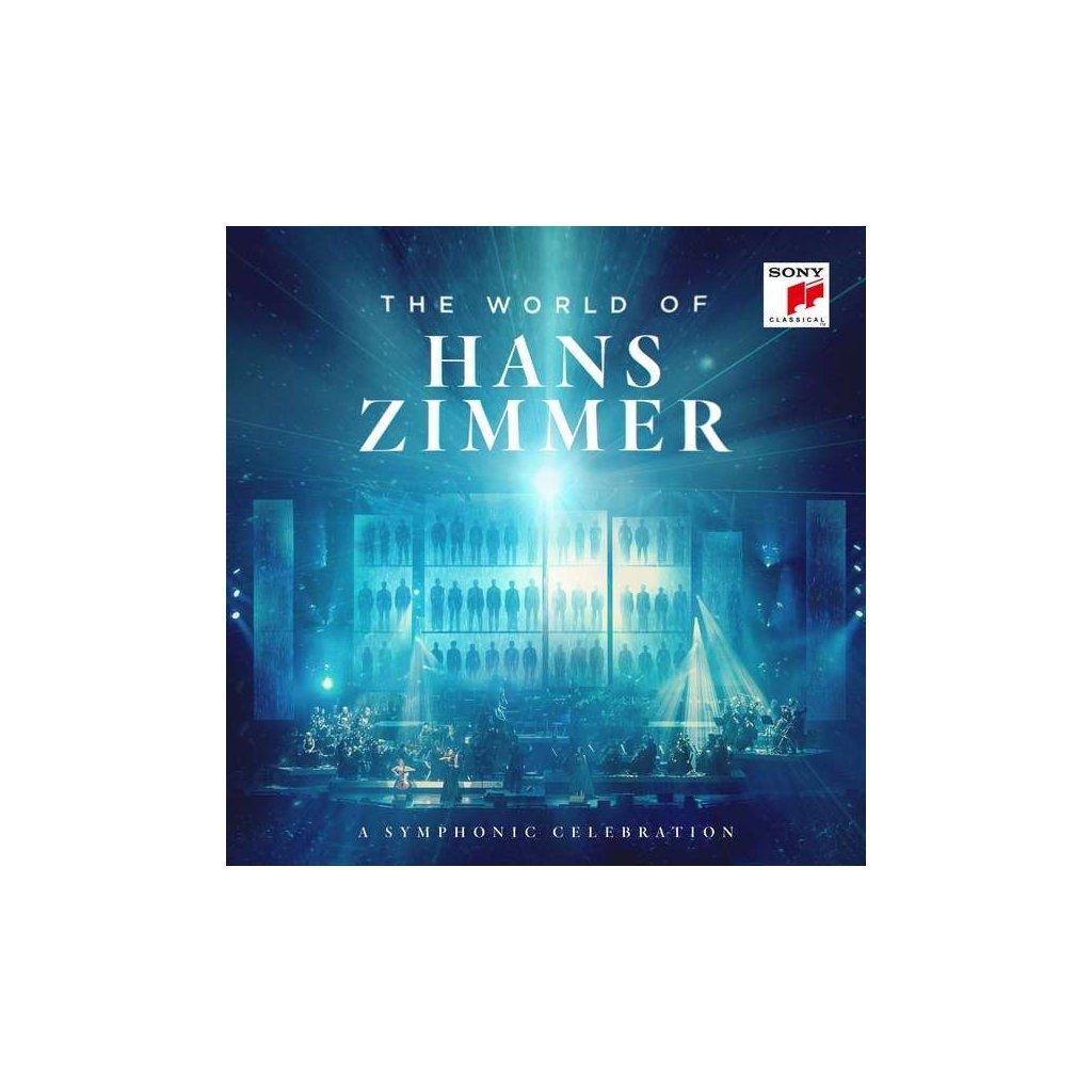VINYLO.SK | ZIMMER, HANS & VIENNA RADIO SYMPHONY ORCHESTRA - THE WORLD OF HANS ZIMMER: A SYMPHONIC CELEBRATION [LIVE] [2CD]