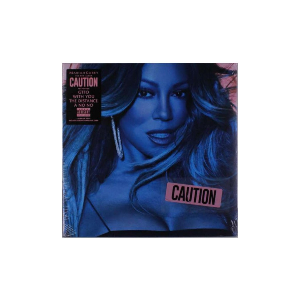 VINYLO.SK | CAREY, MARIAH - CAUTION [LP]