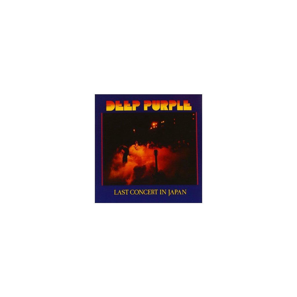 VINYLO.SK   DEEP PURPLE ♫ LAST CONCERT IN JAPAN / Limited Edition / PURPLE VINYL [LP] 0602567501107