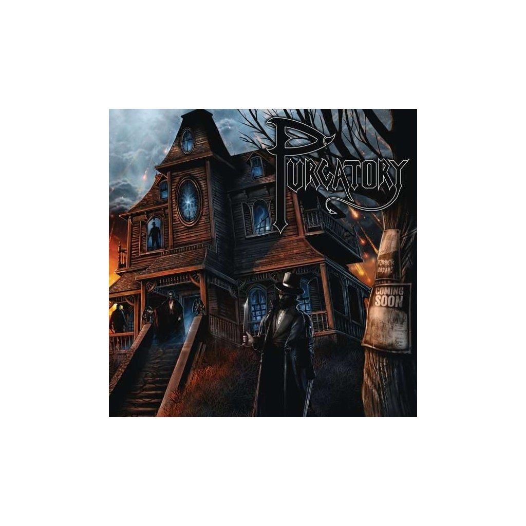 VINYLO.SK | PURGATORY - PURGATORYDIGI / Limited / Expanded [CD]