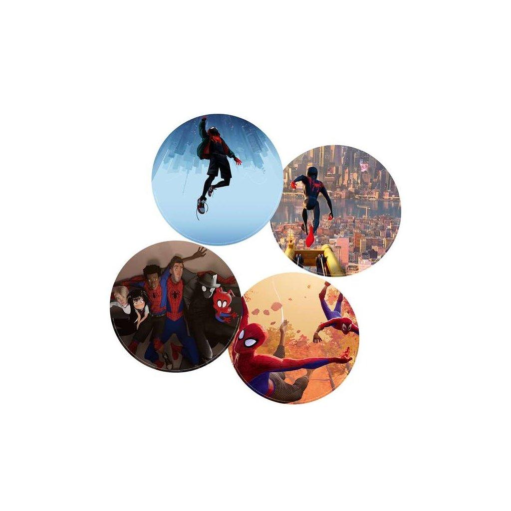 VINYLO.SK | OST - SPIDER-MAN INTO THE SPIDER-VERSE (ORIGINAL SCORE) [2LP]