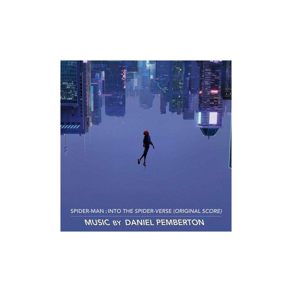 VINYLO.SK | OST - SPIDER-MAN: INTO THE SPIDER-VERSE [CD]
