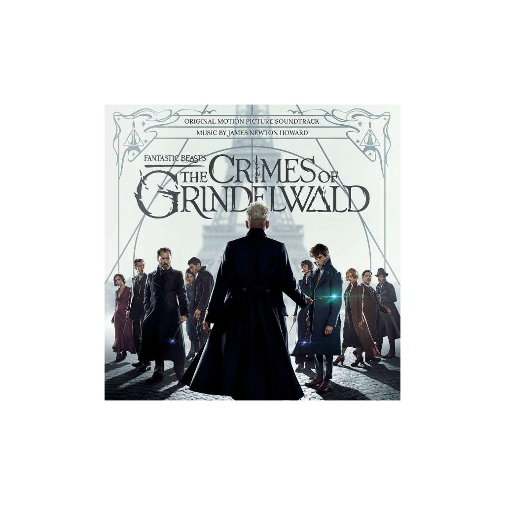 VINYLO.SK | OST - FANTASTIC BEASTS: THE CRIMES OF GRINDELWALD (ORIGINAL MOTION PICTURE SOUNDTRACK) [CD]