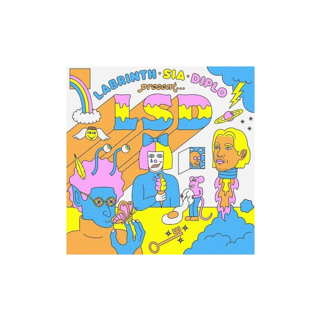 VINYLO.SK   LSD - LABRINTH, SIA & DIPLO PRESENT ... [CD]