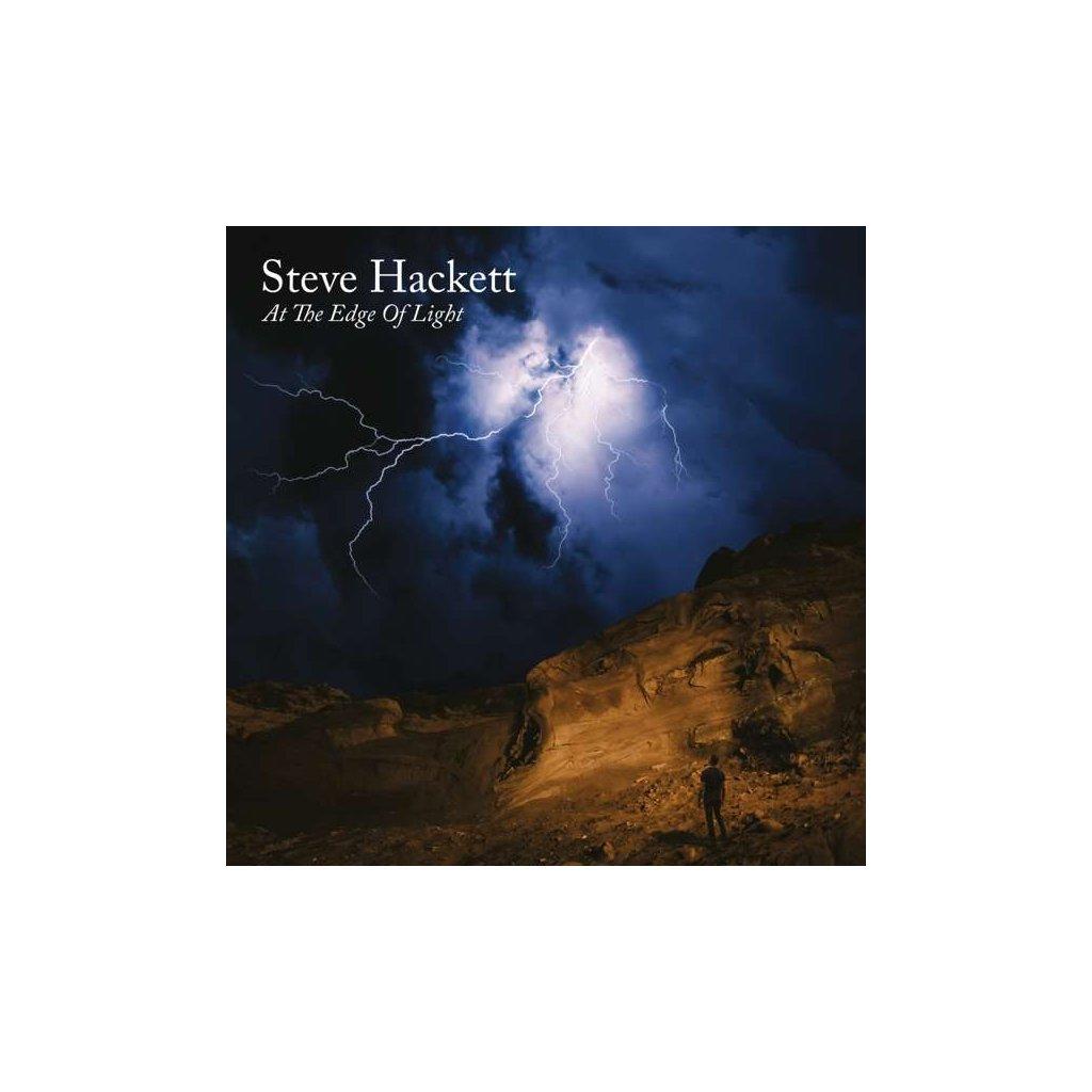 VINYLO.SK | HACKETT, STEVE - AT THE EDGE OF LIGHT [CD]