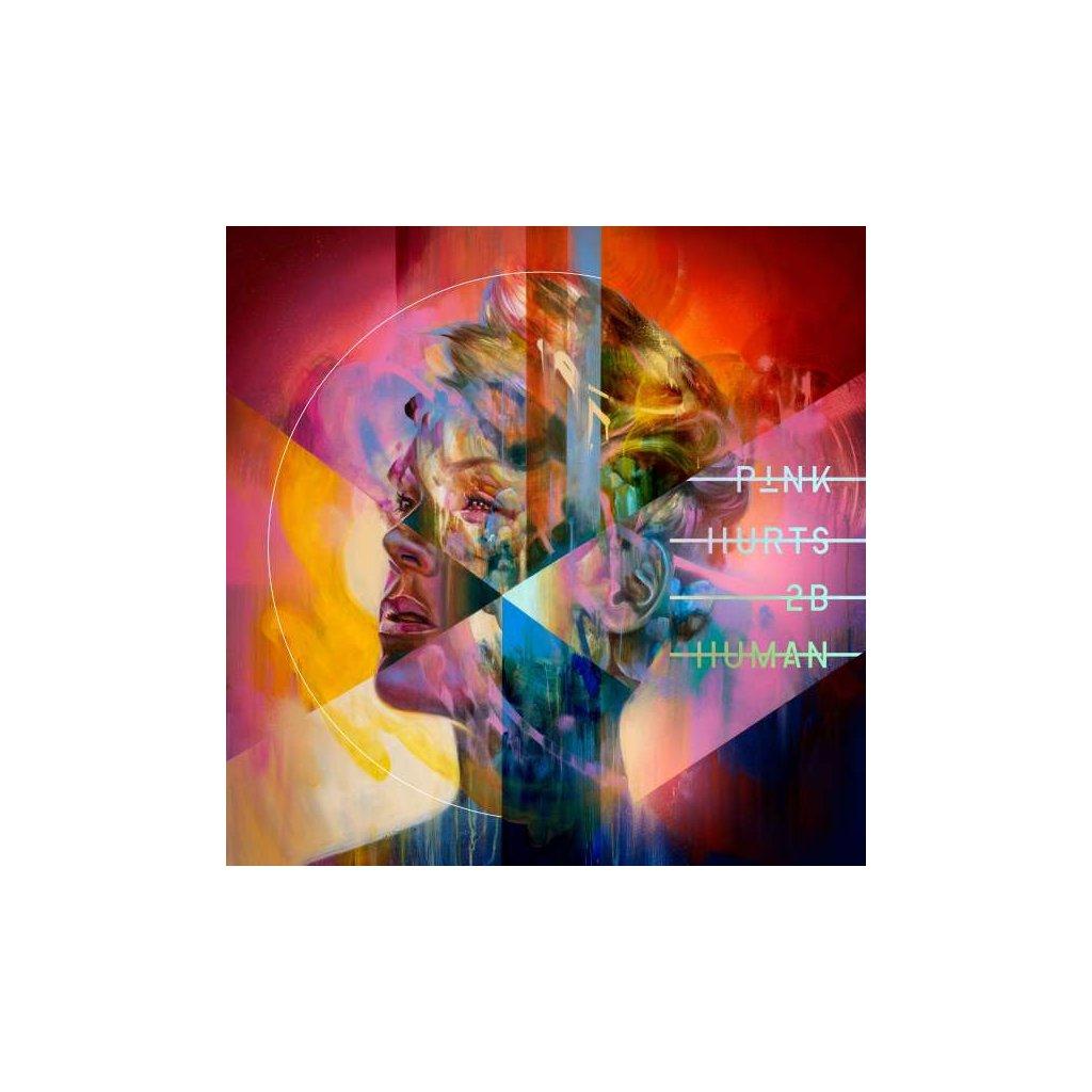 VINYLO.SK | PINK - HURTS 2B HUMAN [CD]