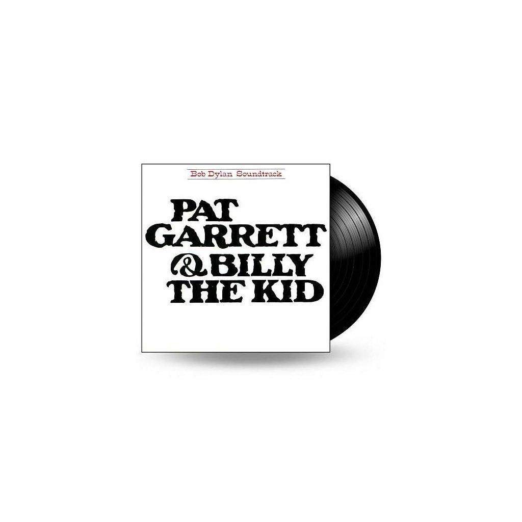 VINYLO.SK | DYLAN, BOB - PAT GARRETT & BILLY THE KID - ORIGINAL SOUNDTRACK RECORDING [LP]