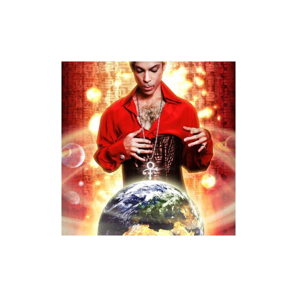 VINYLO.SK | PRINCE - PLANET EARTH [CD]