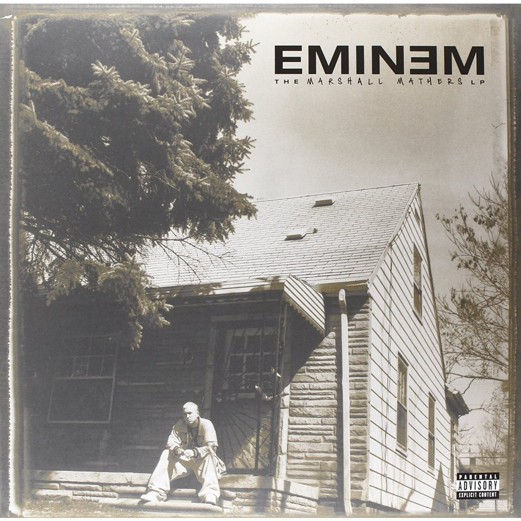 EMINEM ♫ MARSHALL MATHERS [2LP]