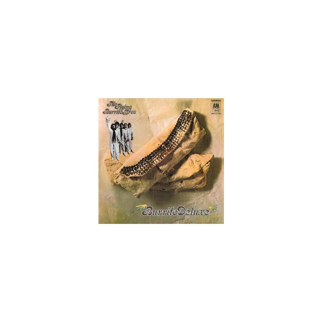VINYLO.SK | FLYING BURRITO BROTHERS - BURRITO DELUXE (LP)180GR. AUDIOPHILE VINYL