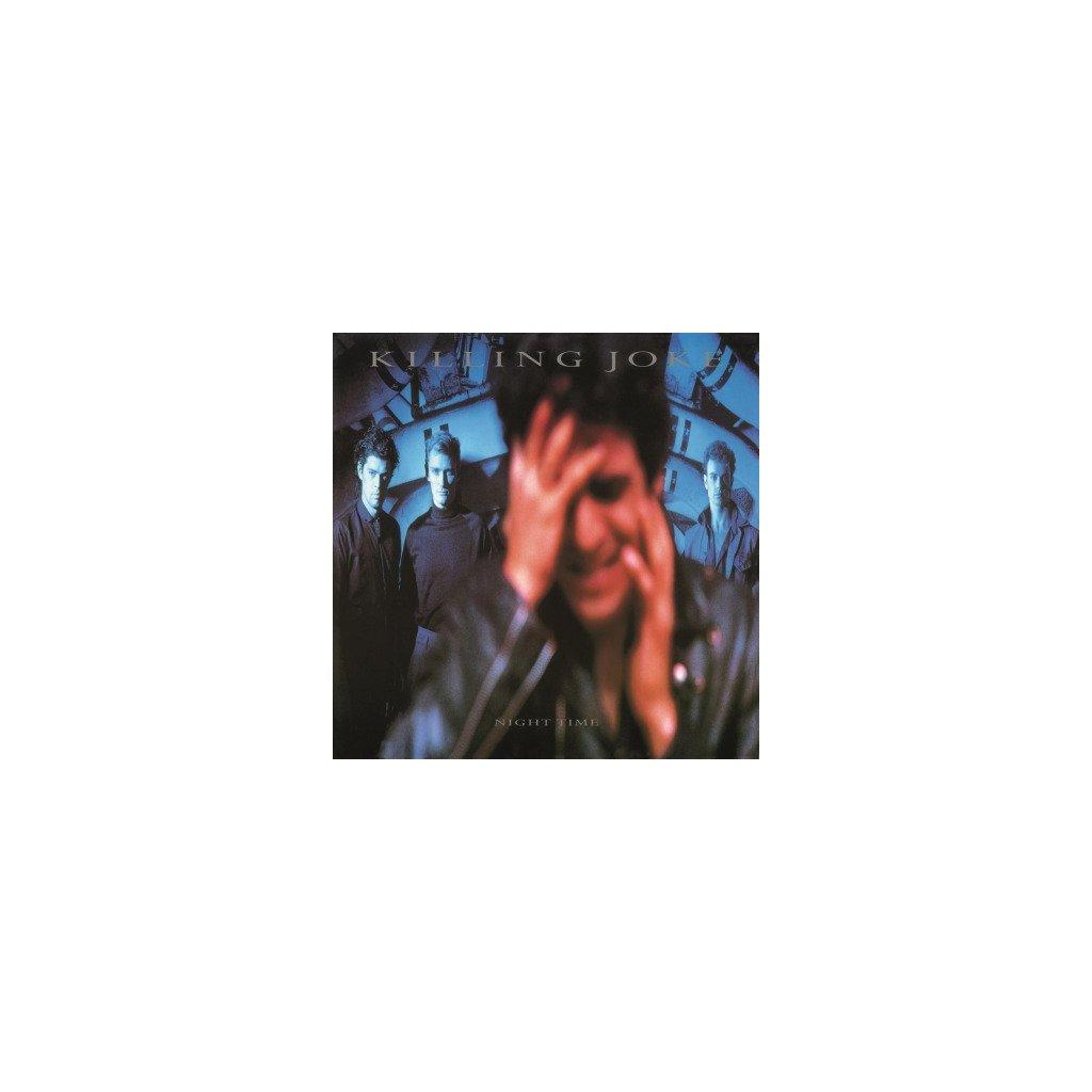 VINYLO.SK | KILLING JOKE - NIGHT TIME (LP)180GR. / INCL. INSERT