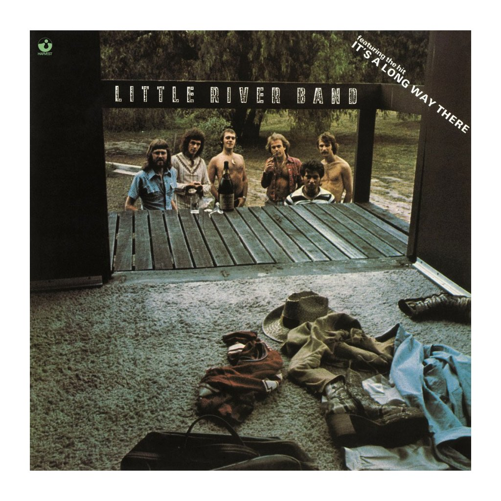 VINYLO.SK | LITTLE RIVER BAND - LITTLE RIVER BAND [LP] 180g AUDIOPHILE VINYL / INSERT