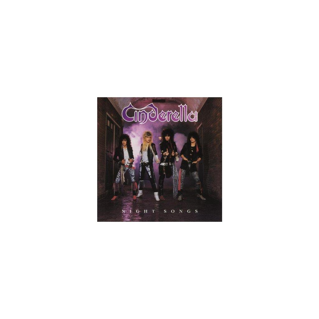 VINYLO.SK | CINDERELLA - NIGHT SONGS (LP)180GR.