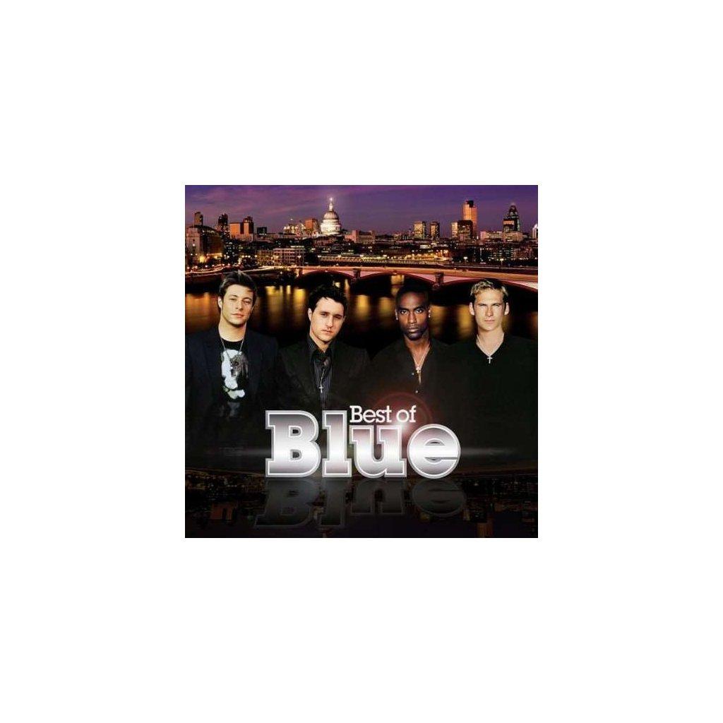 VINYLO.SK | BLUE ♫ BEST OF BLUE [CD] 0724387488328