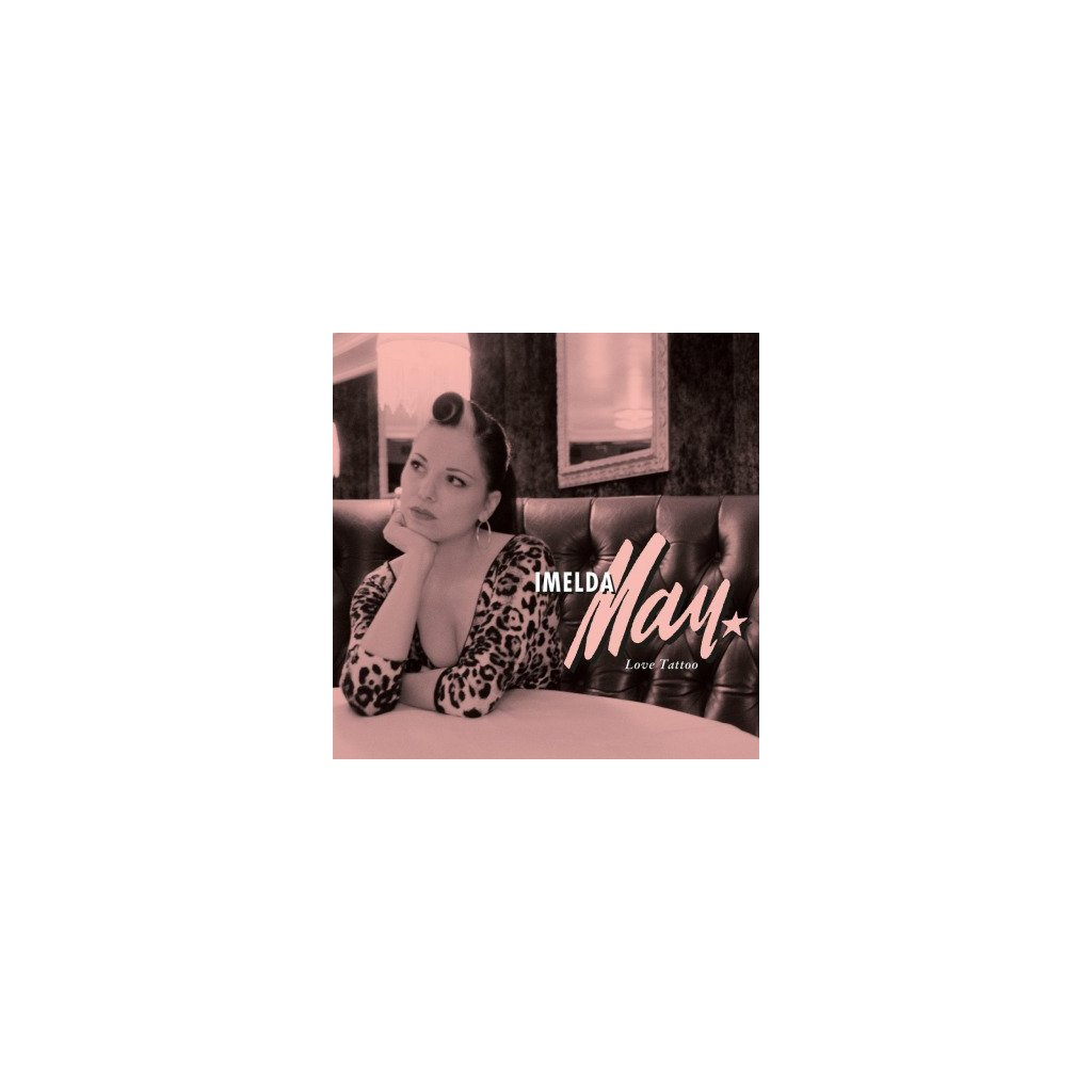 VINYLO.SK | MAY, IMELDA - LOVE TATTOO (LP)180 GRAM / INSERT