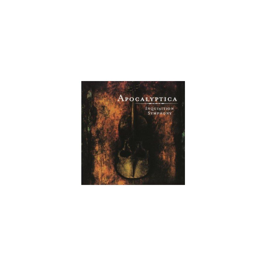 VINYLO.SK | APOCALYPTICA - INQUISITION SYMPHONY (LP)180GR. / INSERT