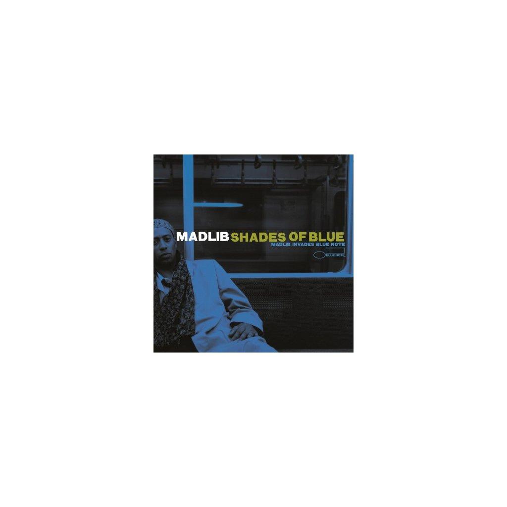 VINYLO.SK | MADLIB - SHADES OF BLUE (2LP)180GR.