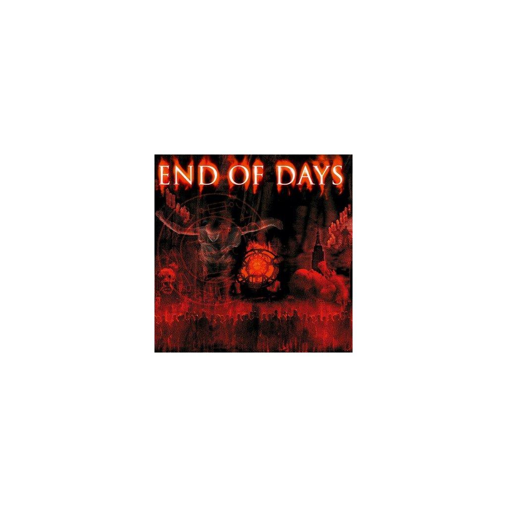 VINYLO.SK | OST - END OF DAYS (2LP)180GR./GATEFOLD/ETCHED D-SIDE/FIRST TIME ON VINYL