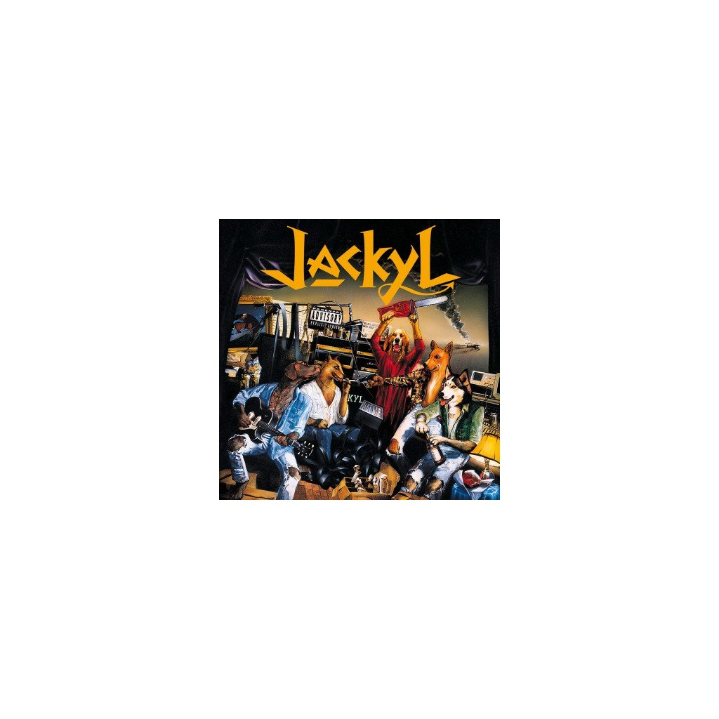 "VINYLO.SK | JACKYL - JACKYL (LP)180GR./INSERT/1992 DEBUT ALBUM/FT. ""THE LUMBERJACK"""