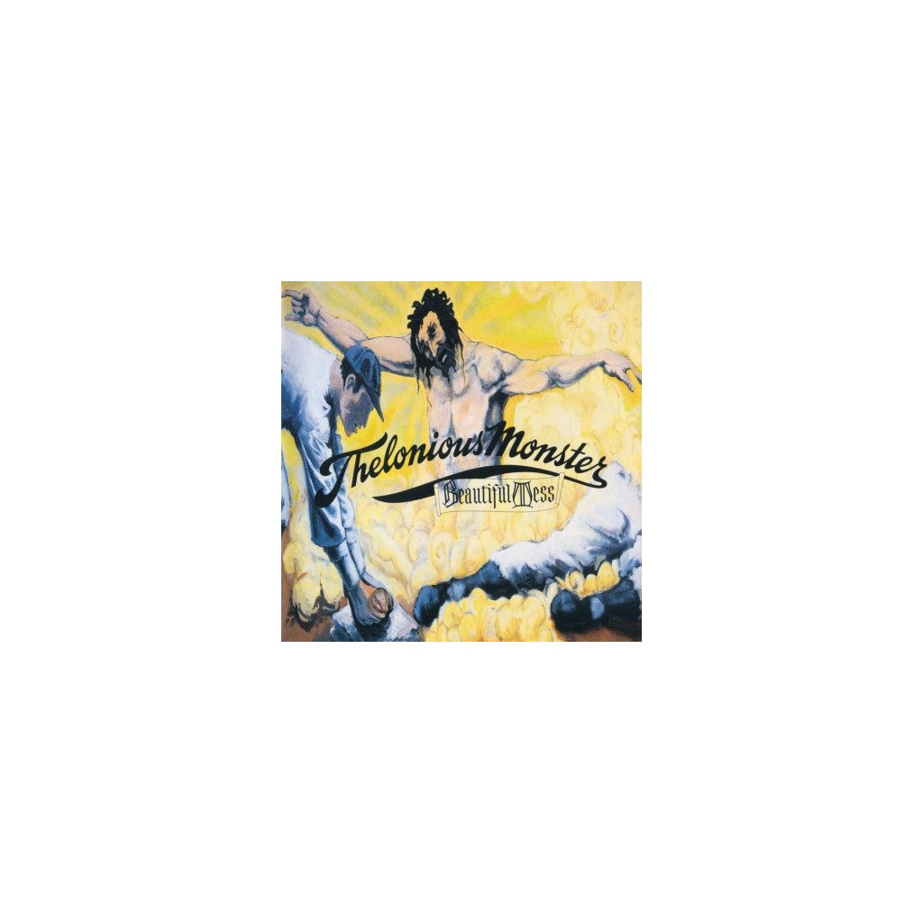 VINYLO.SK | THELONIOUS MONSTER - BEAUTIFUL MESS (LP)180GR./INSERT/FIRST TIME ON VINYL/FT. TOM WAITS A.O.
