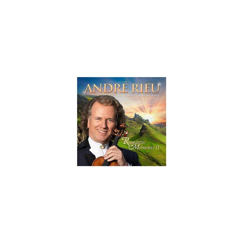 VINYLO.SK | RIEU ANDRÉ ♫ ROMANTIC MOMENTS II [CD] 8719326407906