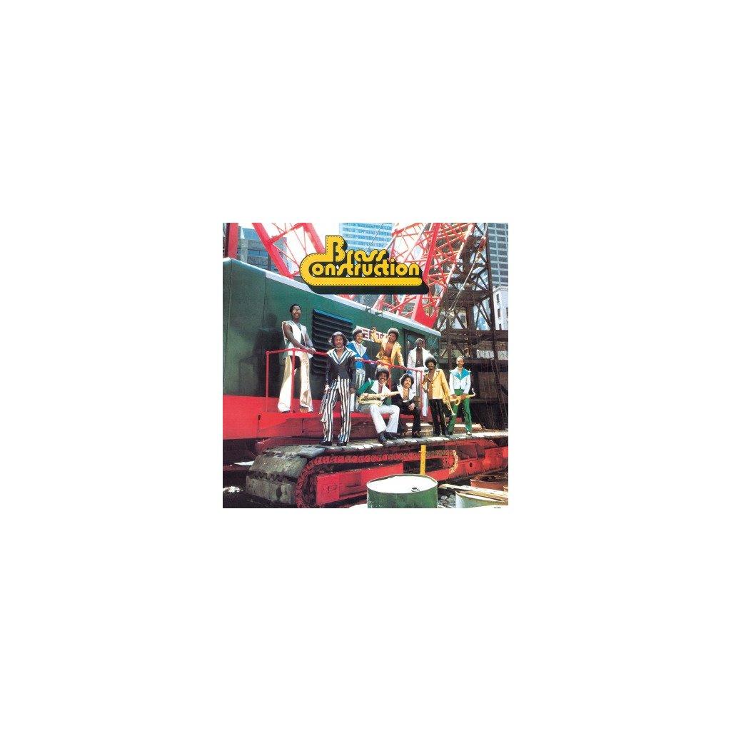 "VINYLO.SK | BRASS CONSTRUCTION - BRASS CONSTRUCTION (LP)180GR./1975 DEBUT ALBUM/FT. ""MOVIN'"" & ""CHANGIN'"""