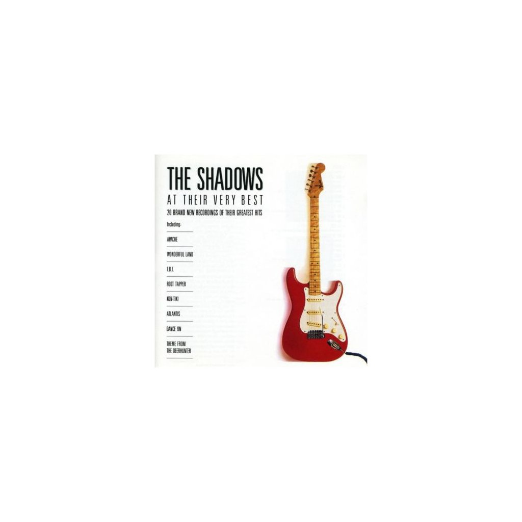 VINYLO.SK | SHADOWS, THE ♫ AT THEIR VERY BEST [2LP] 5014797896604