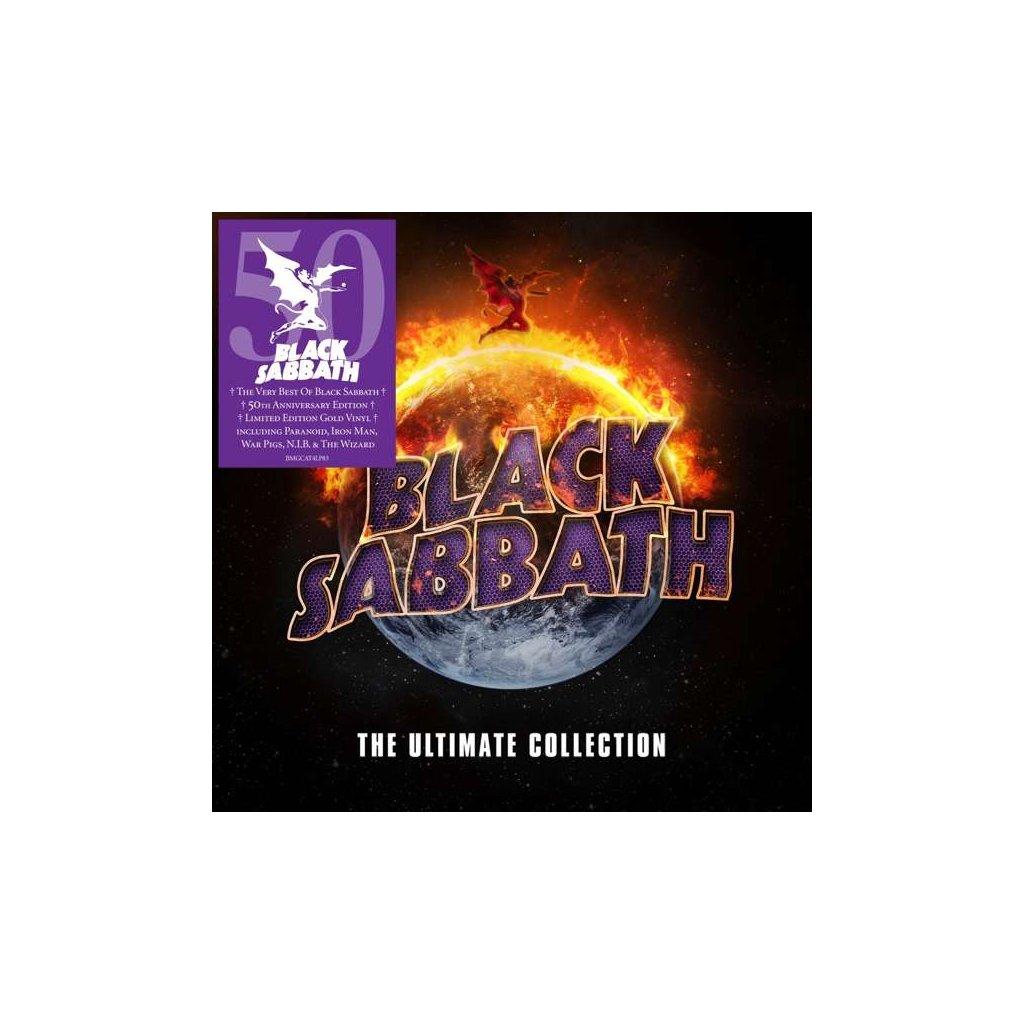 VINYLO.SK | BLACK SABBATH ♫ THE ULTIMATE COLLECTION [4LP] 4050538629347