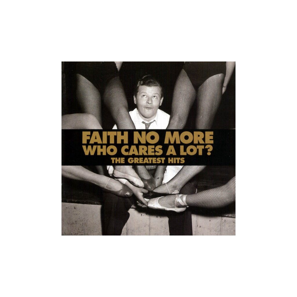 VINYLO.SK   FAITH NO MORE ♫ WHO CARES A LOT? THE GREATEST HITS [2LP] 190295233174