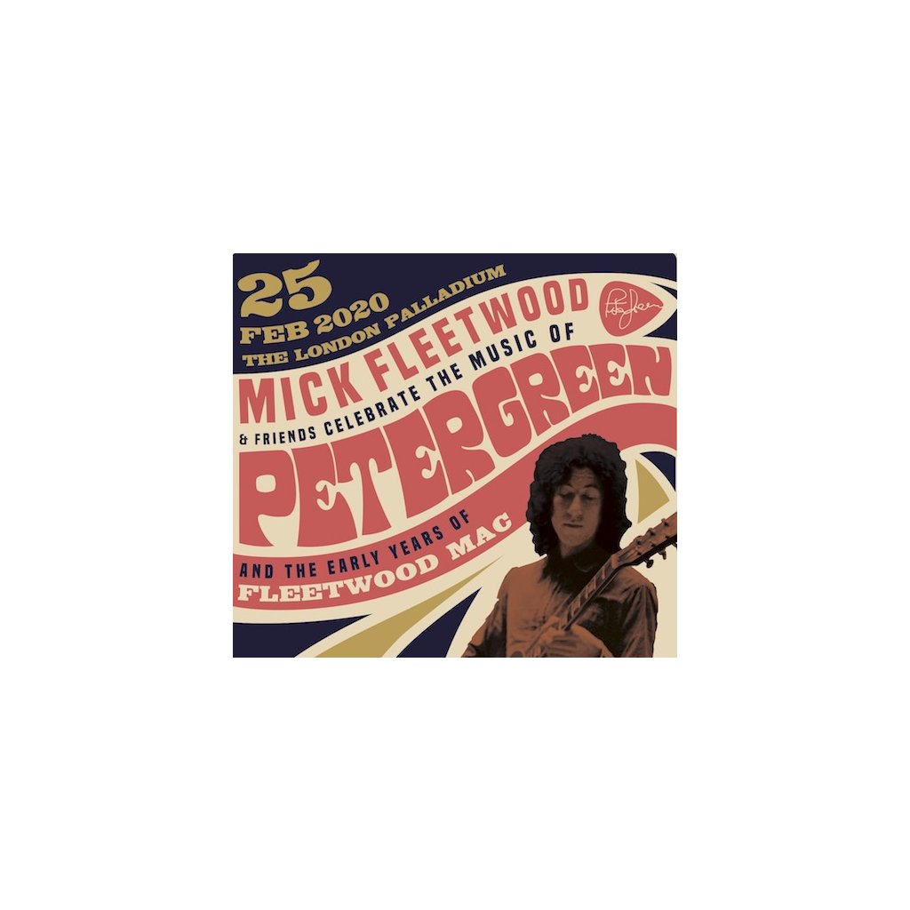 VINYLO.SK | FLEETWOOD, MICK AND FRIENDS ♫ CELEBRATE THE MUSIC OF PETER GREEN AND THE EARLY YEARS OF FLEETWOOD MAC [4LP] 4050538618365