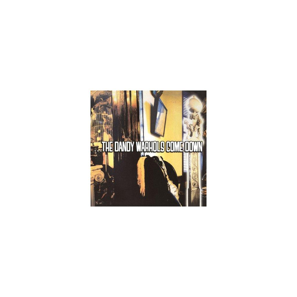 VINYLO.SK | DANDY WARHOLS - DANDY WARHOLS COME DOWN (2LP)180GR./GATEFOLD/FIRST MAJOR ALBUM RELEASE