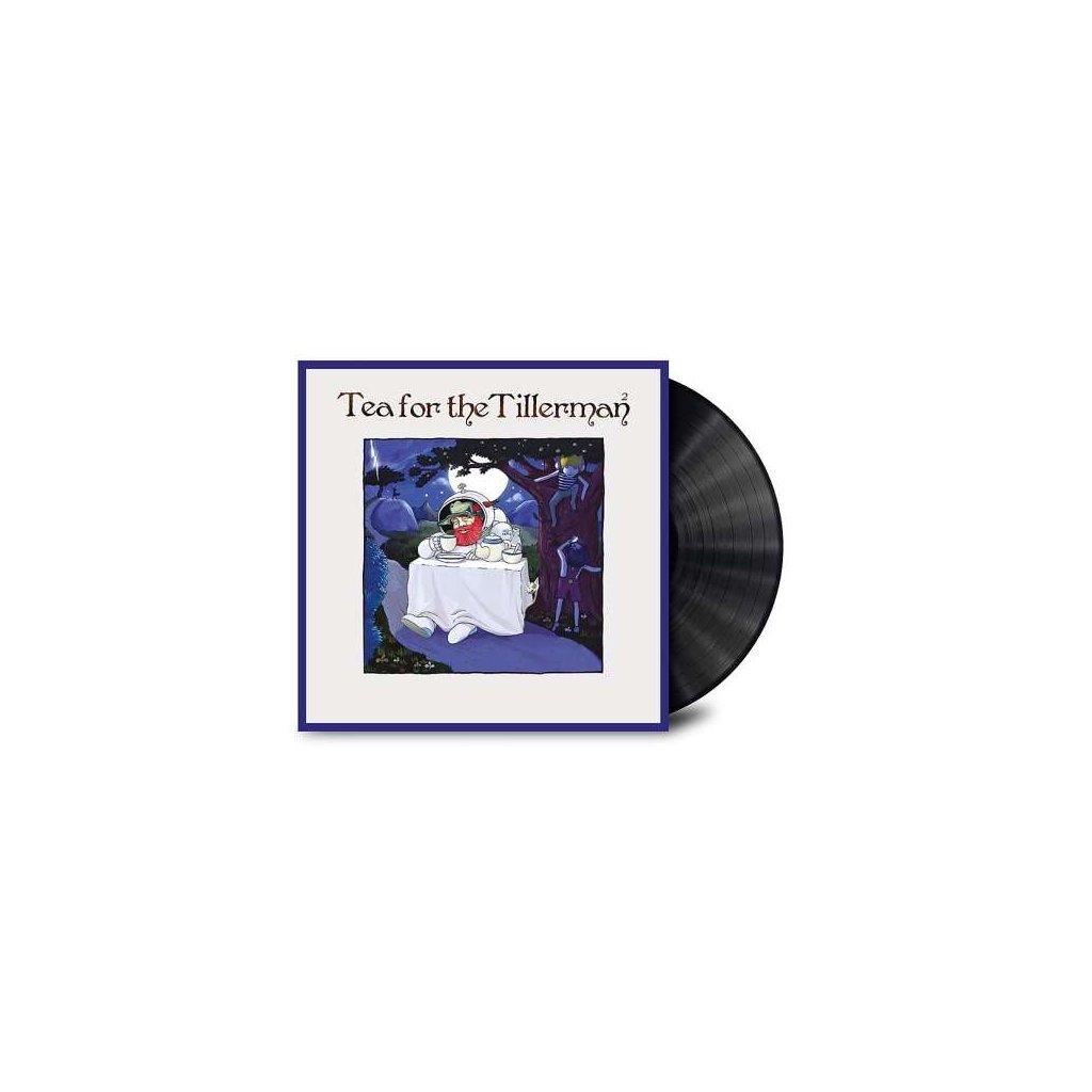 VINYLO.SK | YUSUF / CAT STEVENS ♫ TEA FOR THE TILLERMAN 2 [LP] 0602508886959