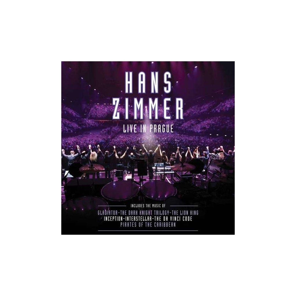 VINYLO.SK   ZIMMER, HANS ♫ LIVE IN PRAGUE [4LP] 0602508799754
