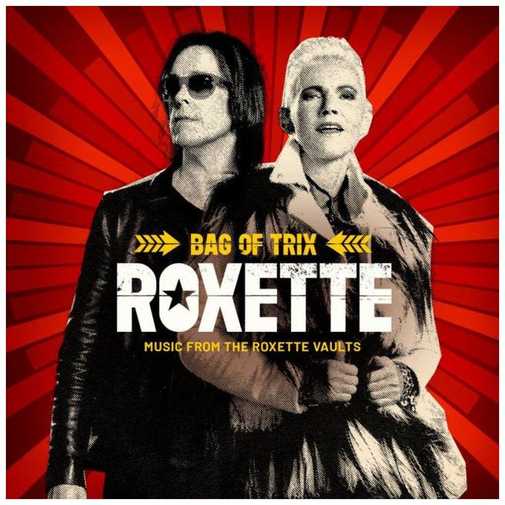VINYLO.SK   ROXETTE ♫ BAG OF TRIX / BOX SET [4LP] 5054197081934