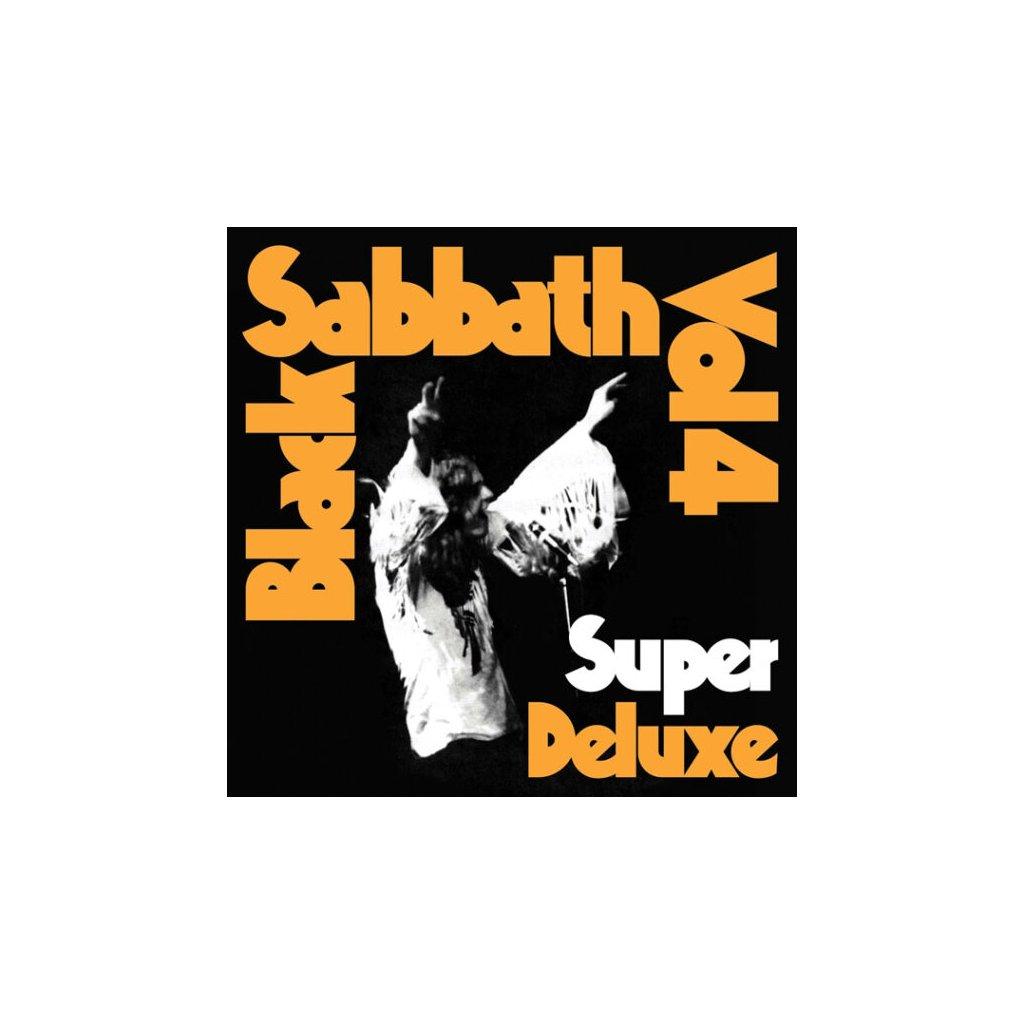 VINYLO.SK | BLACK SABBATH ♫ Vol.4 /Super Deluxe Edition BOX SET [5LP] 4050538644449