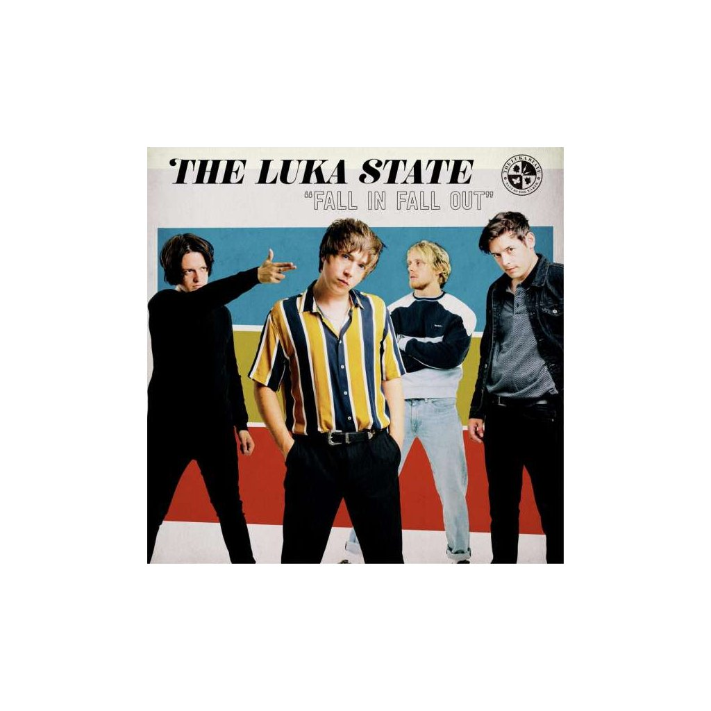 VINYLO.SK | Luka State, The ♫ Fall In Fall Out [LP] 4050538650259