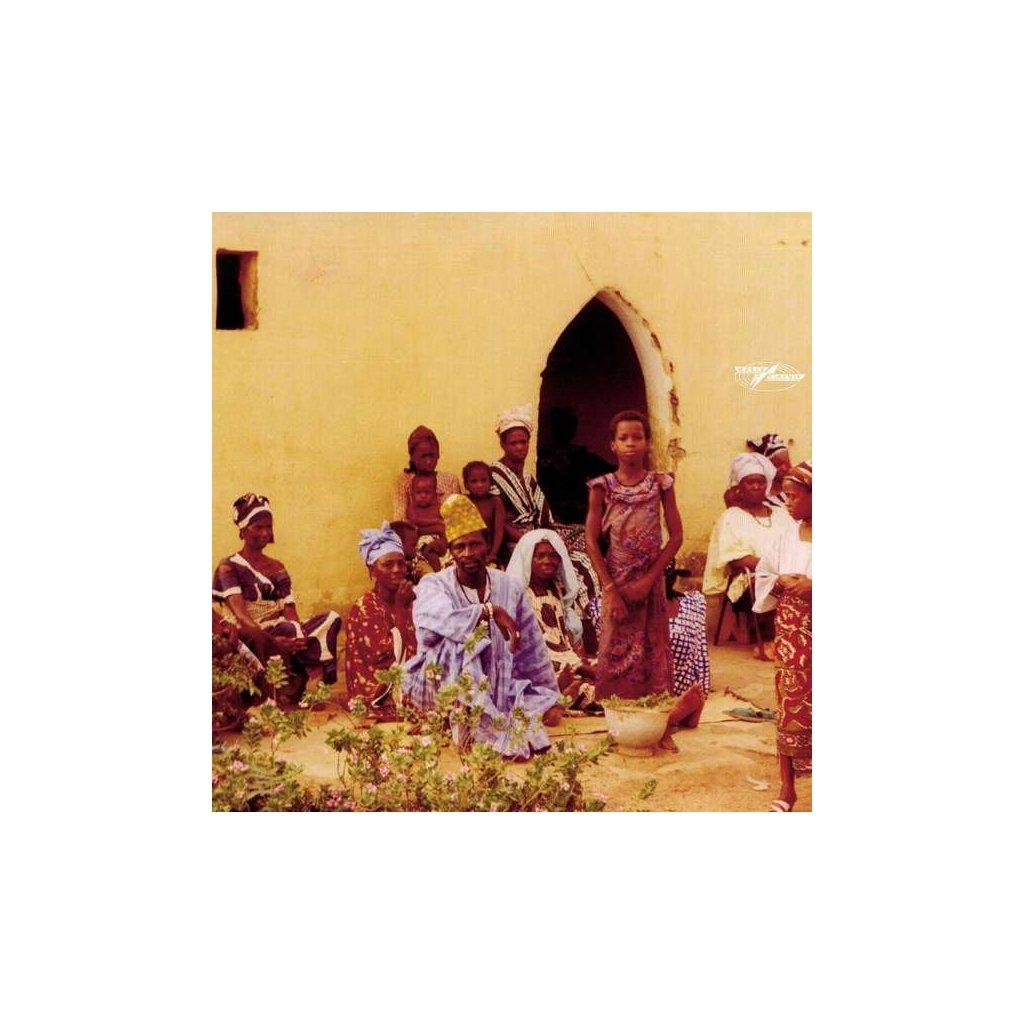 VINYLO.SK   Toure, Ali Farka ♫ Red Album [LP] 4050538655315