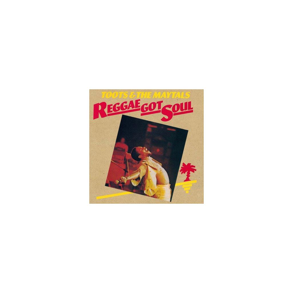 "VINYLO.SK | TOOTS & THE MAYTALS - REGGAE GOT SOUL (LP)180GR./FT. ""RASTA MAN"", ""PREMATURE"" & ""I SHALL SING"""