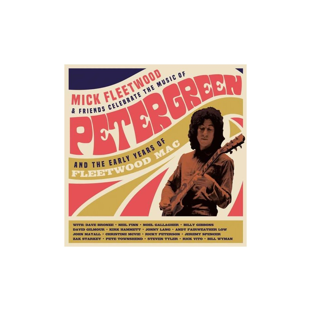 VINYLO.SK | Fleetwood Mick And Friends ♫ Celebrate The Music Of Peter Green And The Early Years Of Fleetwood Mac [2CD] 4050538669336