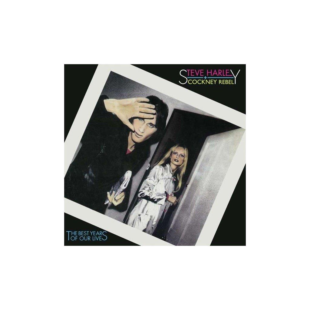 VINYLO.SK | Harley, Steve & Cockney Rebel ♫ The Best Years Of Our Lives / 45Th Anniversary Limited Edition / Blue / Orange Vinyl [2LP] 5060516095506