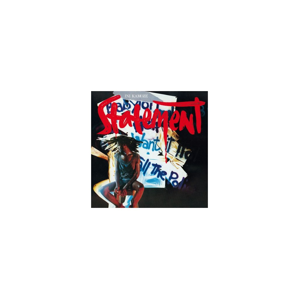 VINYLO.SK | KAMOZE, INI - STATEMENT (LP)180GR./PRODUCED BY SLY DUNBAR & ROBBIE SHAKESPEARE
