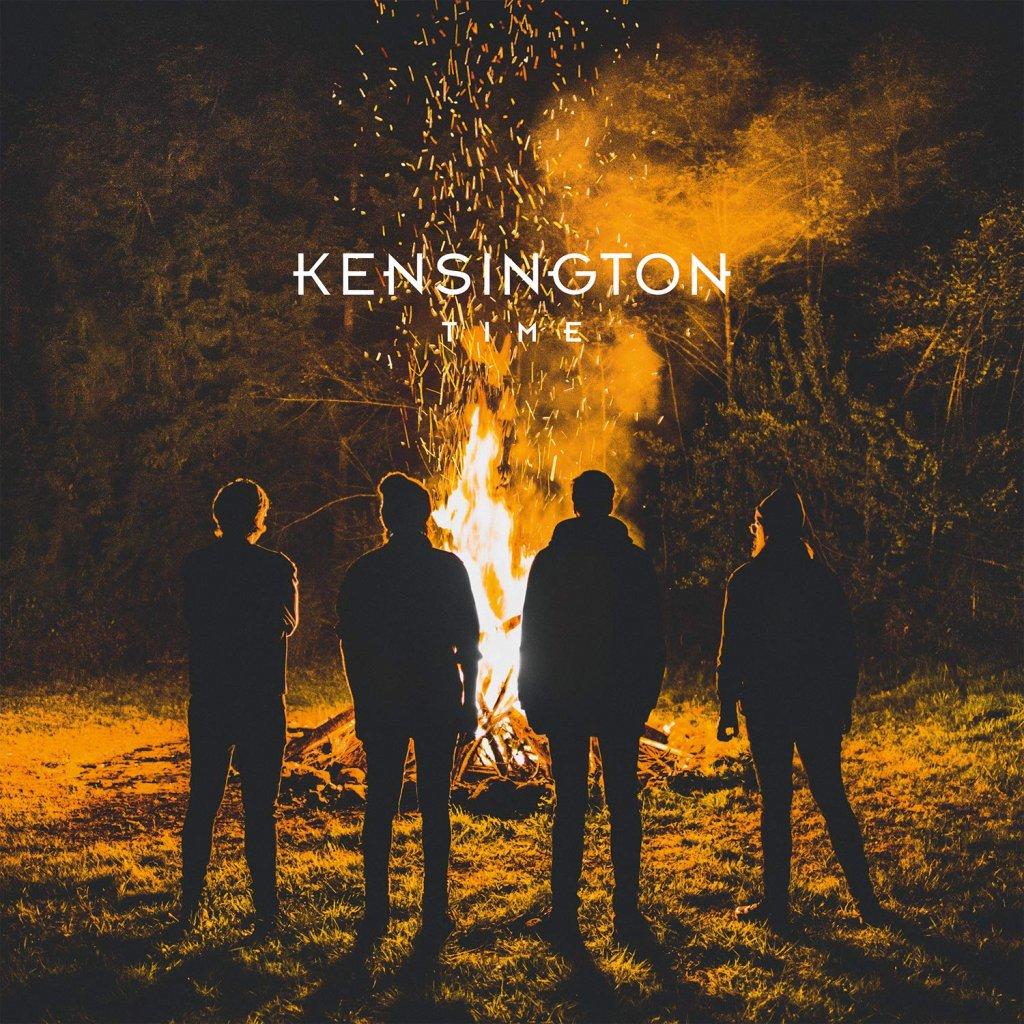 VINYLO.SK | KENSINGTON - TIME [LP] 180g GATEFOLD / PRINTED INNERSLEEVE / BLACK VINYL
