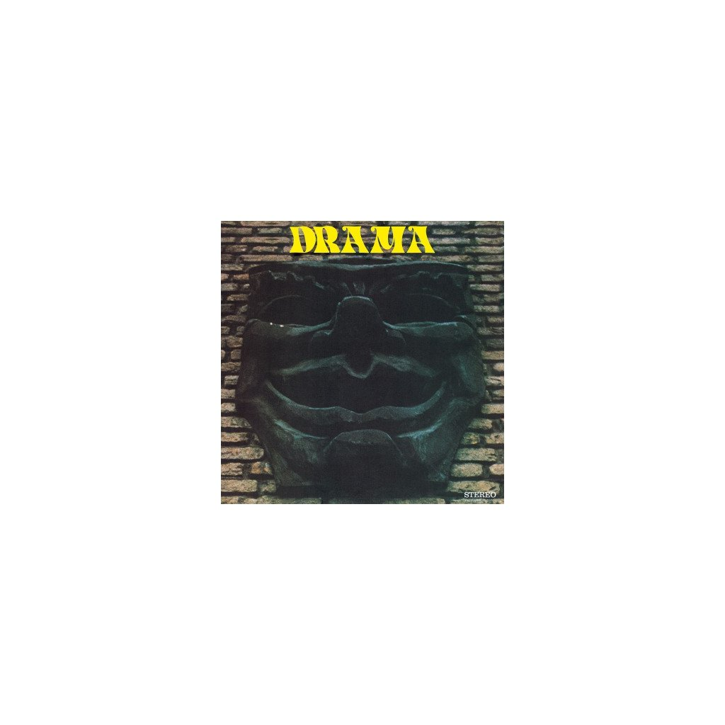 "VINYLO.SK | DRAMA - DRAMA (LP)180GR/DEBUT ALBUM FT ""MARY'S MAMMA""/500CPS YELLOW VINYL"
