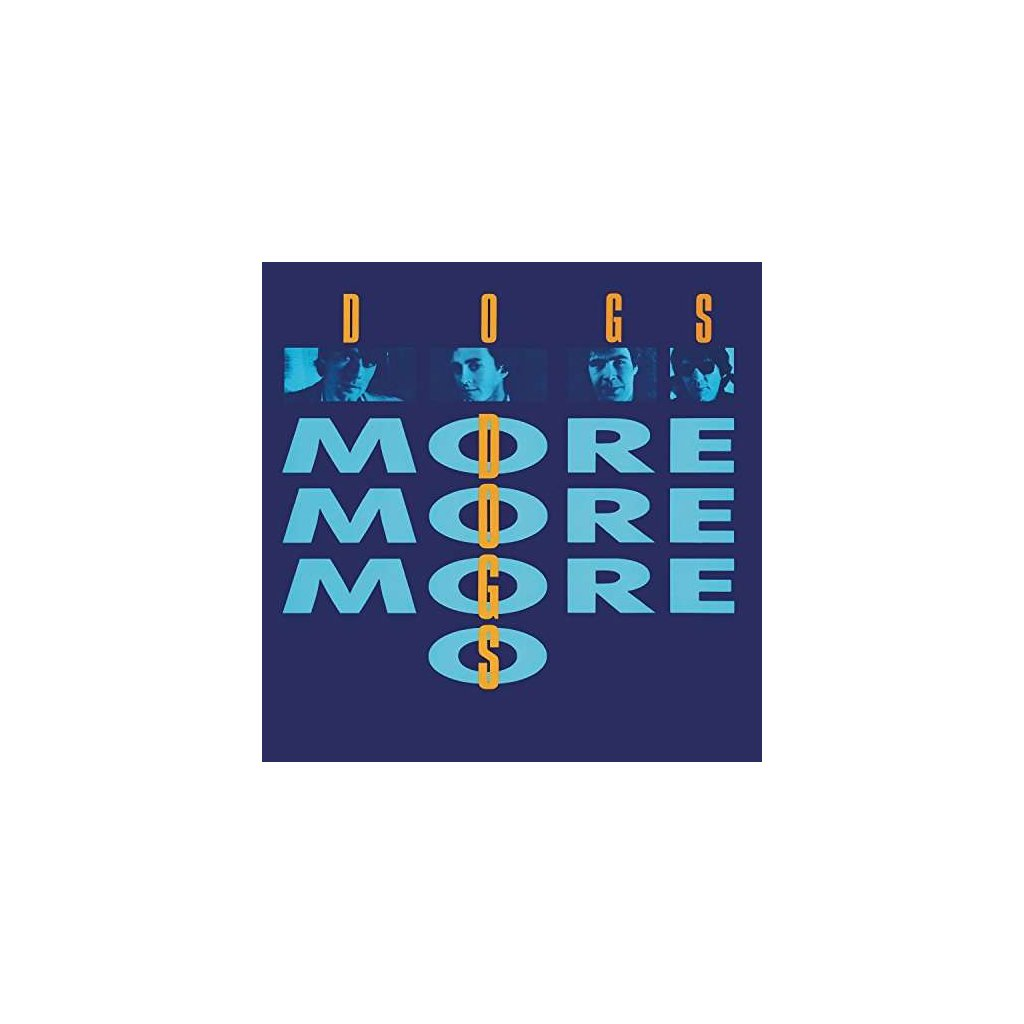 VINYLO.SK   Dogs ♫ More More More [LP] 5099746948115