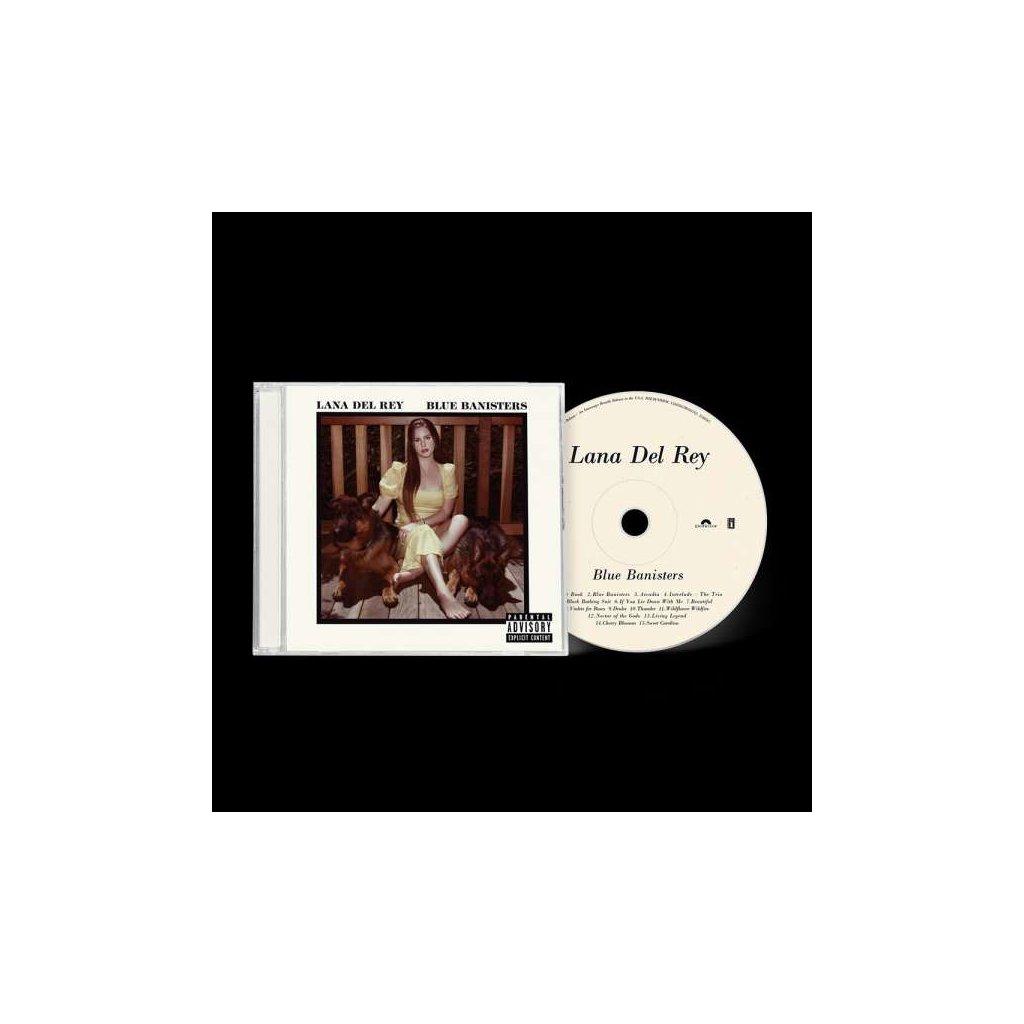 VINYLO.SK | Lana Del Rey ♫ Blue Banisters [CD] 0602438741458