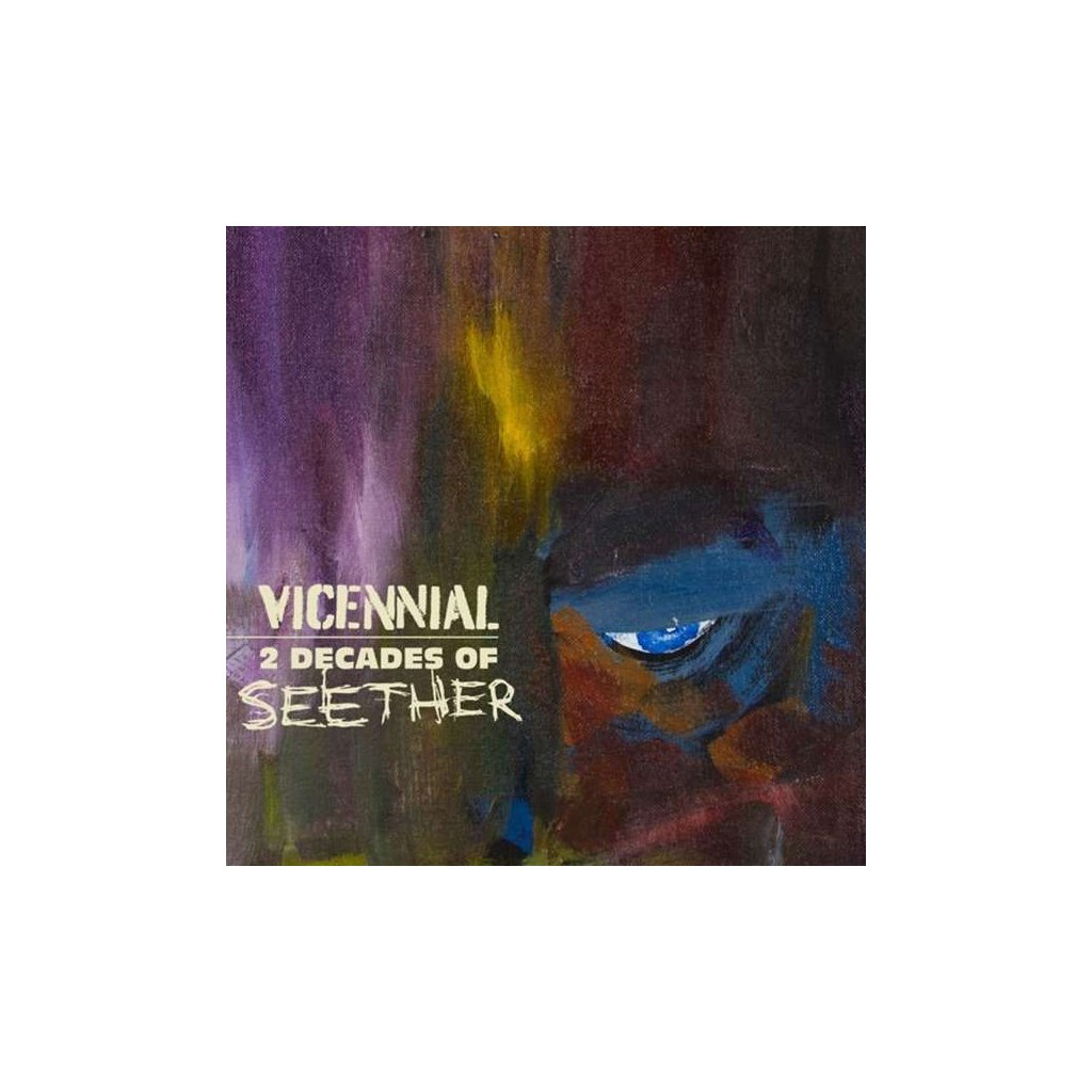 VINYLO.SK   Seether ♫ Vicennial - 2 Decades Of Seether [CD] 0888072114425