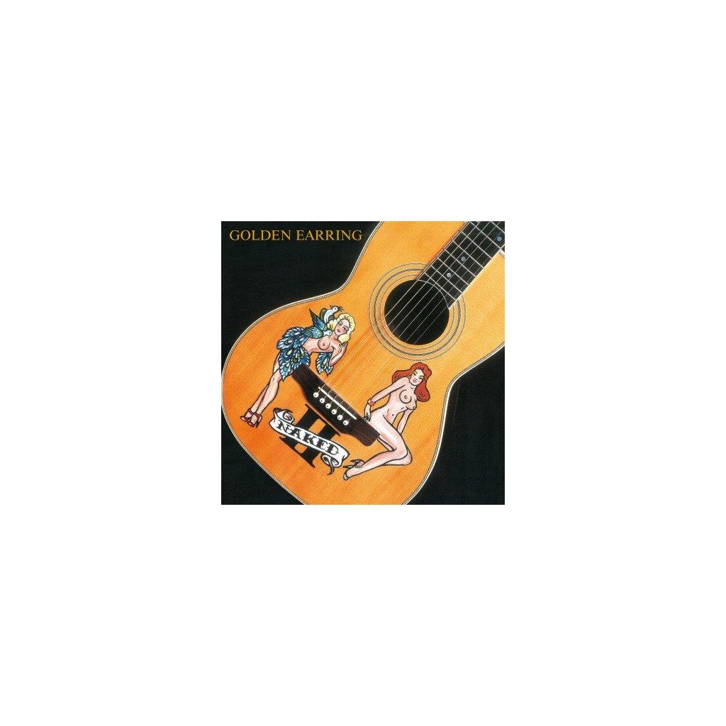 VINYLO.SK | GOLDEN EARRING - NAKED II (LP)180GR./INSERT/2000 NUMBERED CPS ON RED VINYL