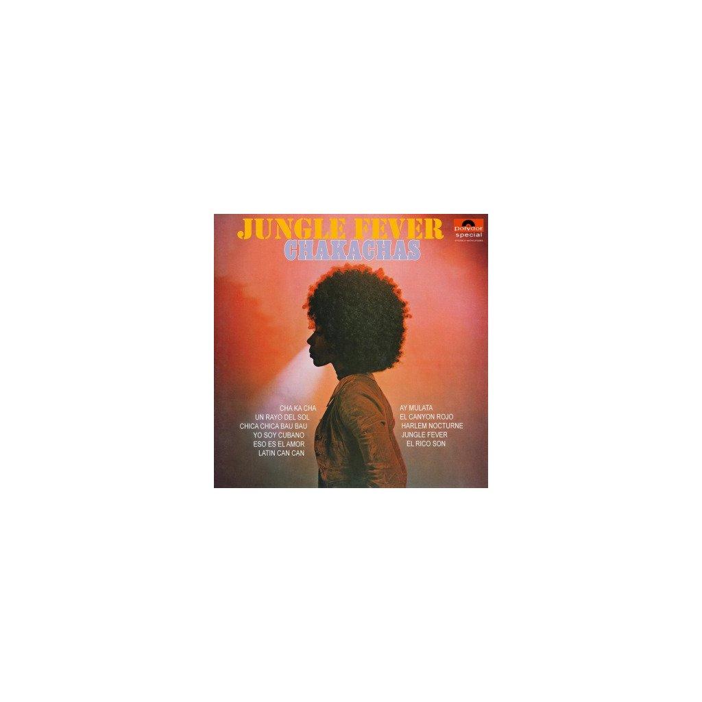 "VINYLO.SK | CHAKACHAS - JUNGLE FEVER (LP)180GR./INCL. ""JUNGLE FEVER""/1000 COPIES ON GREEN VINYL"