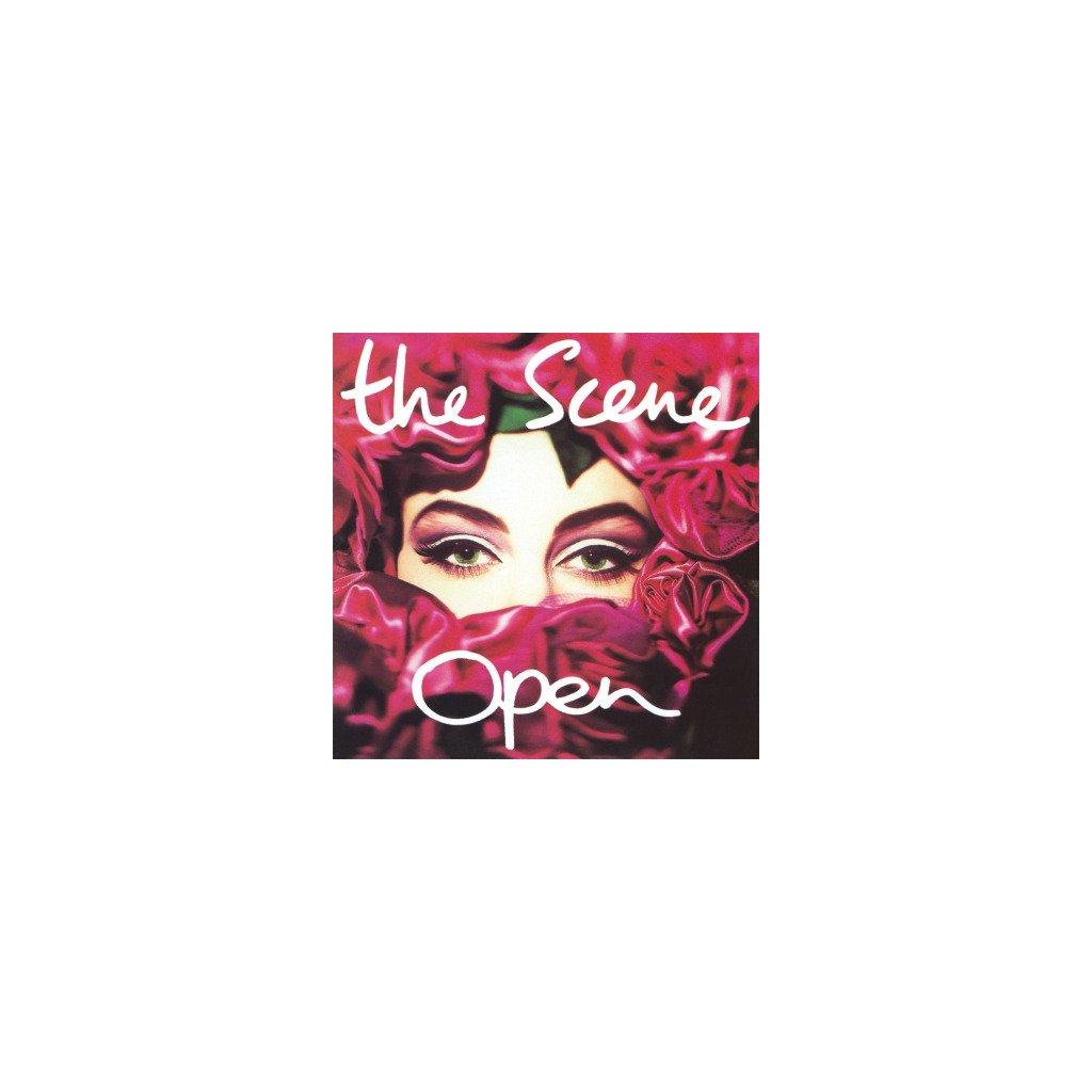 VINYLO.SK | SCENE - OPEN (LP)180GR./INSERT/FIRST TIME ON VINYL/1000 COPIES RED VINYL