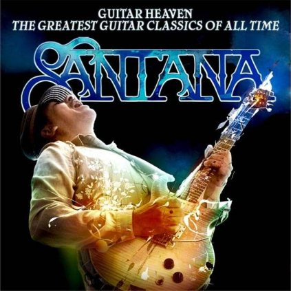 VINYLO.SK | SANTANA - GUITAR HEAVEN: THE GREATEST GUITAR CLASSICS OF ALL TIME [CD]